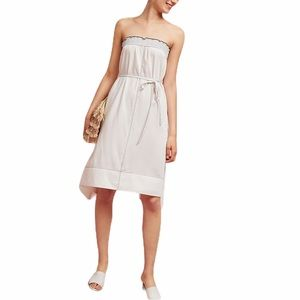Anthropologie Tracy Reese Mischa Strapless Dress